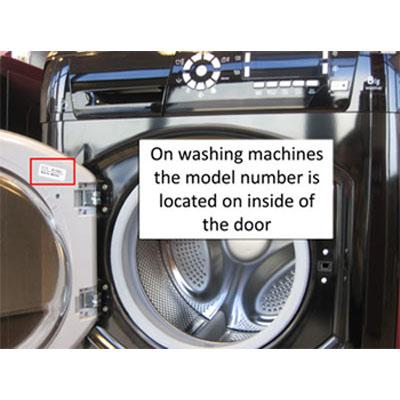 hotpoint washing machine s/n