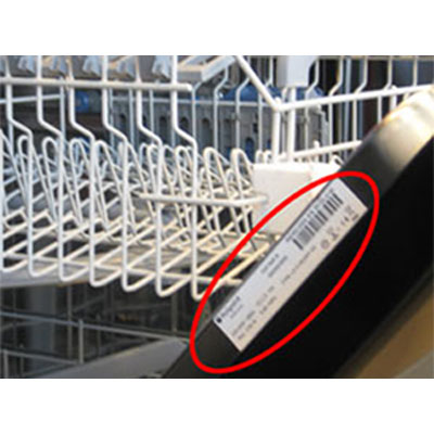 hotpoint dishwasher serial numbers