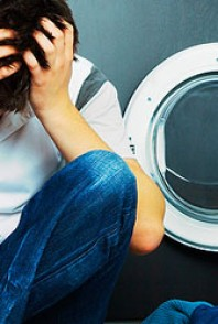 Isn't it a pain when your washing machine breaks down?